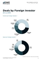 Africa and the Middle East M&A Overview Report 2019 -  Page 10