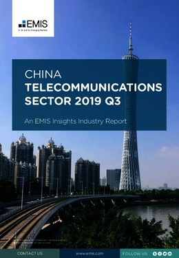 China Telecommunications Sector Report 2019 3rd Quarter - Page 1