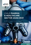 Chile Pharma Healthcare Sector Report 2020-2021 - Page 1