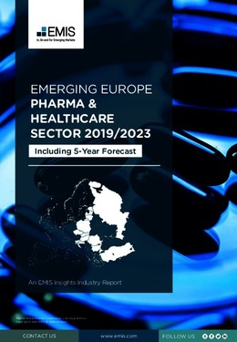 Emerging Europe Pharma and Healthcare Sector Report 2019/2023 - Page 1