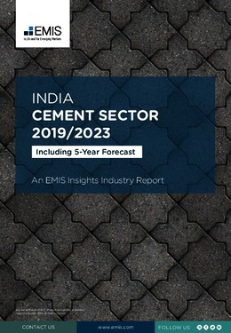 India Cement Sector Report 2019-2023 - Page 1