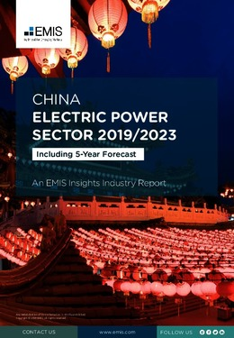 China Electric Power Sector Report 2019/2023 - Page 1