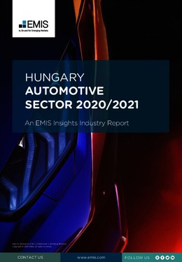 Hungary Automotive Sector Report 2020/2021 - Page 1