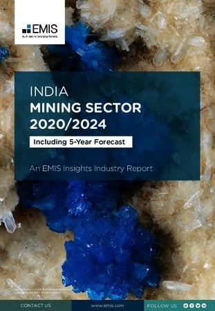 India Mining Sector Report 2020-2024 - Page 1