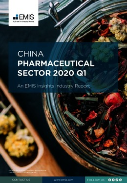 China Pharmaceutical Sector Report 2020 1st Quarter - Page 1
