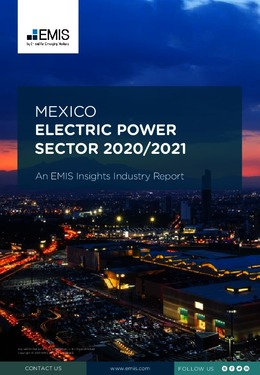 Mexico Electric Power Sector Report 2020/2021 - Page 1