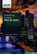 Emerging Europe M&A Report Q1 2020 - Page 1