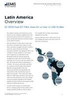 Latin America M&A Report Q1 2020 -  Page 3