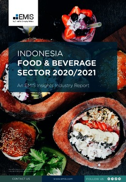 Indonesia Food and Beverage Sector Report 2020/2021 - Page 1