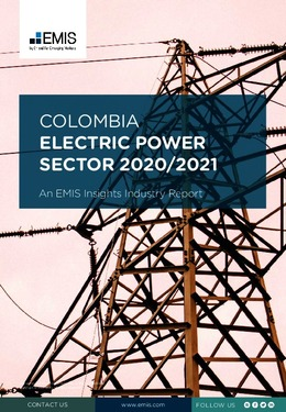 Colombia Electric Power Sector 2020/2021 - Page 1