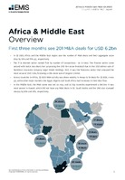 Africa and the Middle East M&A Report Q1 2020 -  Page 3