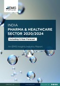 India Pharma and Healthcare Sector Report 2020/2024 - Page 1