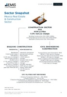 Mexico Real Estate and Construction Sector 2020/2021 -  Page 8