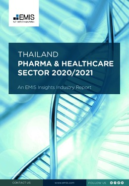 Thailand Pharma and Healthcare Sector Report 2020-2021 - Page 1