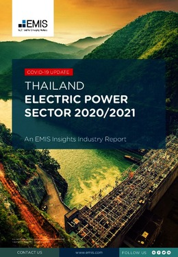 Thailand Electric Power Sector Report 2020/2021 - Page 1