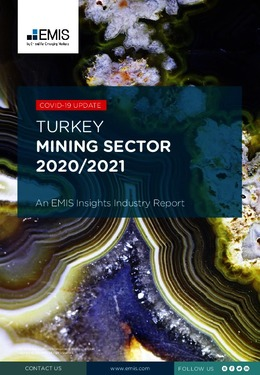 Turkey Mining Sector Report 2020/2021 - Page 1