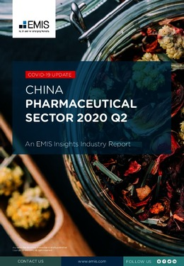 China Pharmaceutical Sector Report 2020 2nd Quarter - Page 1