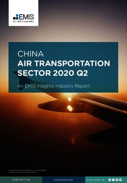 China Air Transportation Sector Report 2020 2nd Quarter - Page 1
