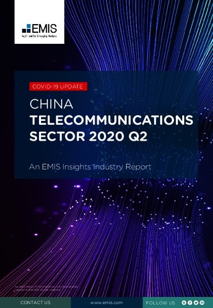 China Telecom Sector Report 2020 2nd Quarter 2020 - Page 1