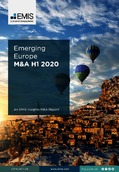 Emerging Europe M&A Report H1 2020 - Page 1