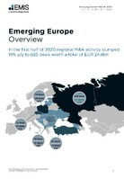 Emerging Europe M&A Report H1 2020 -  Page 3