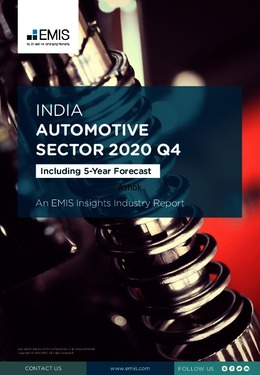 India Automotive Sector Report 2020 4th Quarter - Page 1