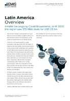 Latin America M&A Report H1 2020 -  Page 3