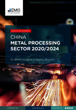 China Metal Processing Sector Report 2020-2024 - Page 1