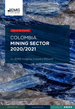 Colombia Mining Sector Report 2020/2021 - Page 1