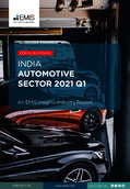 India Automotive Sector Report 2021 1st Quarter - Page 1