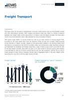 Russia Transportation Sector Report 2020/2021 -  Page 20
