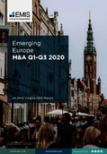 Emerging Europe M&A Report Q1-Q3 2020 - Page 1