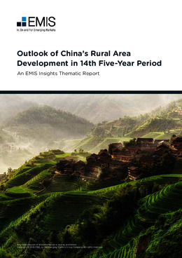 Outlook of China's Rural Area Development in 14th Five-Year Period - Page 1