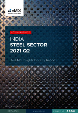 India Steel Sector Report 2021 2nd Quarter - Page 1
