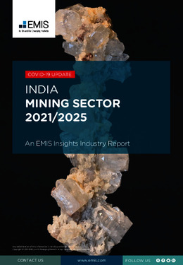 India Mining Sector Report 2021-2025 - Page 1