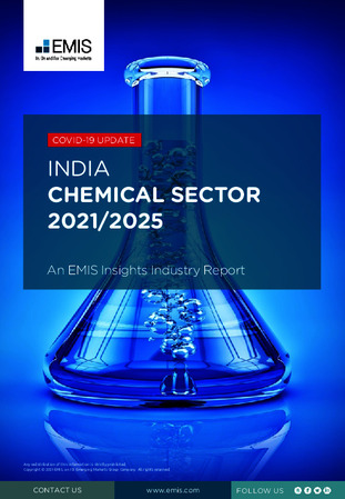 India Chemical Sector Report 2021-2025 - Page 1