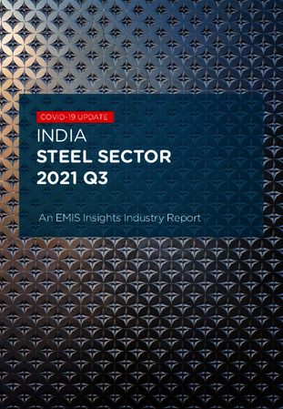 India Steel Sector Report 2021 3rd Quarter - Page 1