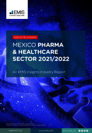 Mexico Pharma and Healthcare Sector Report 2021-2022 - Page 1