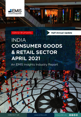 India Consumer Goods and Retail Sector Half-Annual Update - April 2021 - Page 1