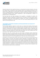 India Consumer Goods and Retail Sector Half-Annual Update - April 2021 -  Page 4