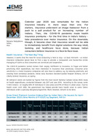 India Insurance Sector Half-Annual Update - April 2021 -  Page 2