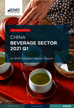 China Beverage Sector Report 2021 1st Quarter - Page 1